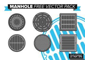 Manhole Free Vector Pack