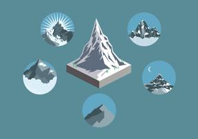 Everest Illustration Set