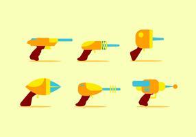 FREE LASER GUN 2 VECTOR