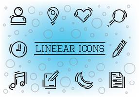 Free Linear Vector Icons