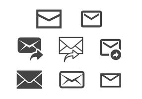 FREE MESSAGE ICON VECTOR