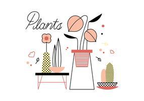 Free Plants vector