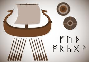 Free Assorted Viking Vector