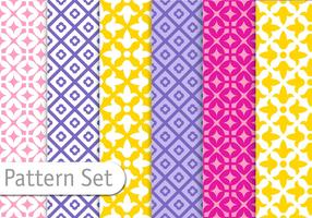 Colorful Pattern Set