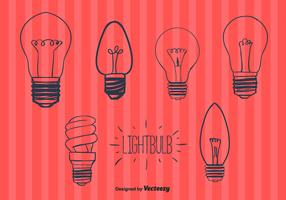 Lightbulbs Vector