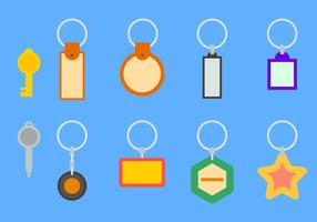 Free Key Holder Vector #1