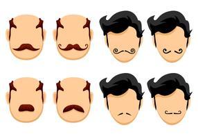 Happy Movember Vectors