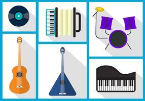 Vector Instrumentos Musicales