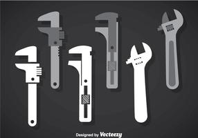 Monkey Wrench Vector Sets