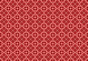 Free Batik Background Vector #4