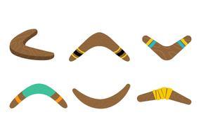 Boomerang Vectors