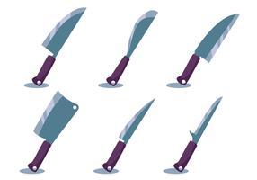 Cleaver Vector Set