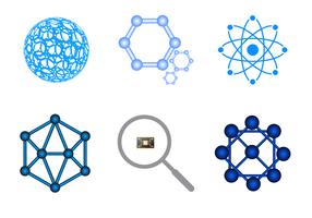 Free Nanotechnology Vector