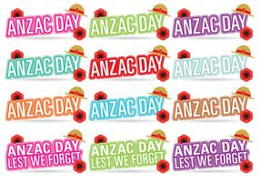 Anzac Day Titles