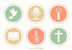Free Communion Vector Icons