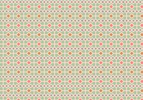 Pastel Square Pattern Background