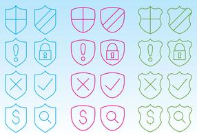 Shield Icons For Web