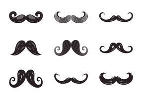 Free Movember Vector Illustration