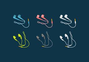 FREE EAR BUDS VECTOR