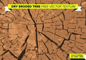 Dry Eroded Tree Free Vector Texture