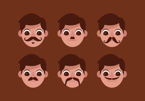 Vector Movember