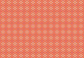 Free Batik Pattern Vector #2