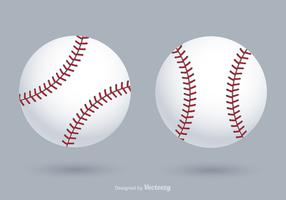 Free Vector Baseballs