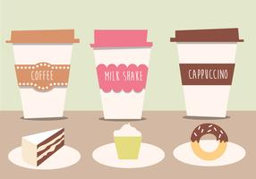 Cafe Free Vector