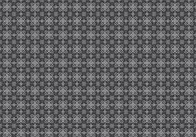 Free Batik Pattern Vector #7
