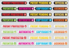 Patent Buttons