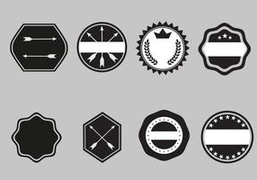 Free Badge Templates Vector