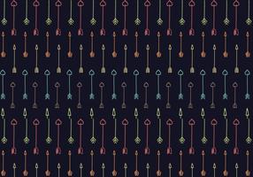 Free Arrow Pattern Vector