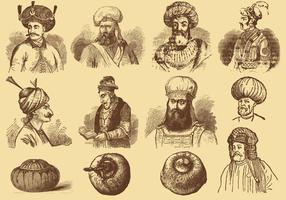 Men With Turbans