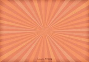 Textured Sunburst Background