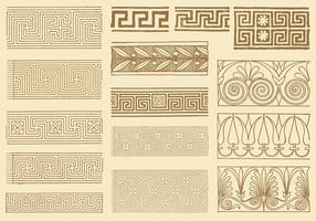 Claves griegas clásicas