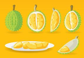 The King of Fruit Vector Set