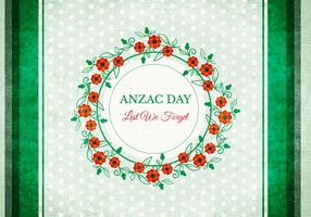 Free Anzac Vector Background