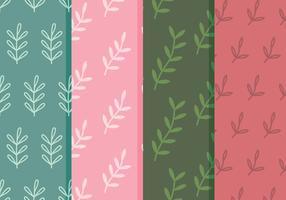 Vector Leaf Patterns
