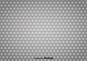 Vector Gray Bubble Wrap Background