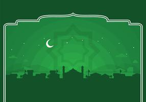 Vector Ramadhan Background