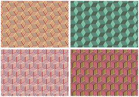 Free Vector Bauhaus Pattern