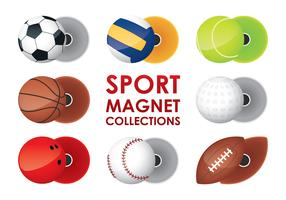 Sport Magnet Collections