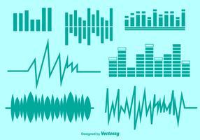 Vector Audio Symbols Set