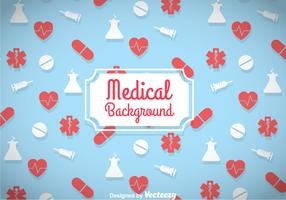 Medical Blue Background