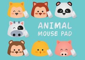 Animal Mouse Pad