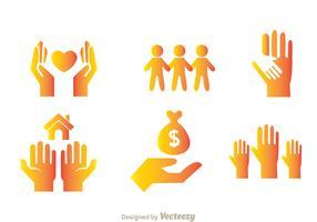 Donate Icons