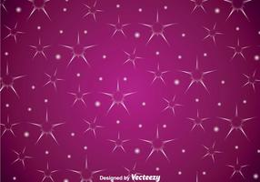 Star Purple Background
