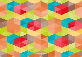 Multicolor Abstract Style Vector Background