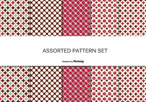 Assorted Pattern Set