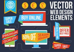 Free Vector Webdesign Elements